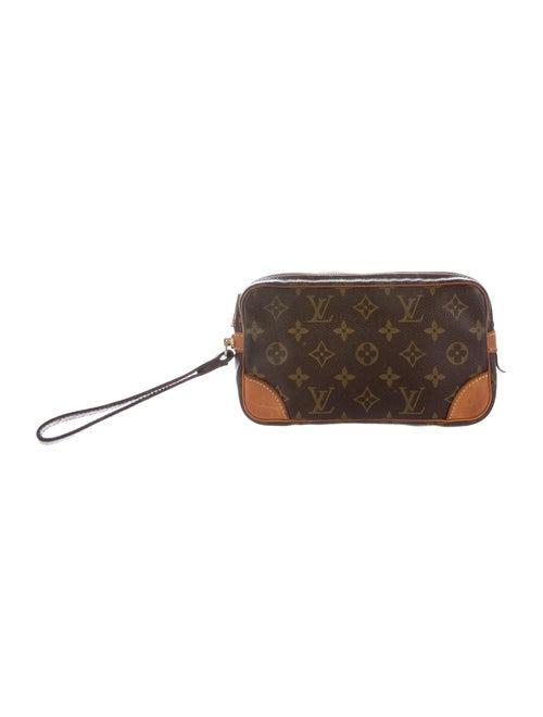 957f38b29a9b Louis Vuitton Monogram Marly Dragonne PM - Handbags - LOU90321