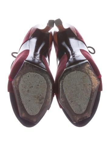 Embellished Platform Sandals