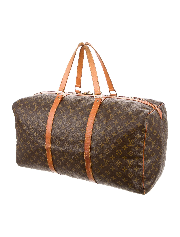 Sac Louis Vuitton Vrai : Louis vuitton monogram sac souple handbags lou