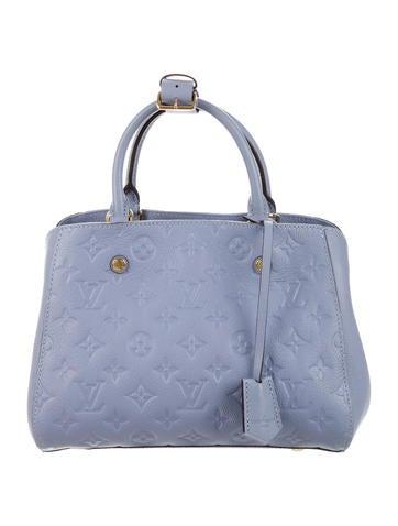 Louis Vuitton Montaigne BB None