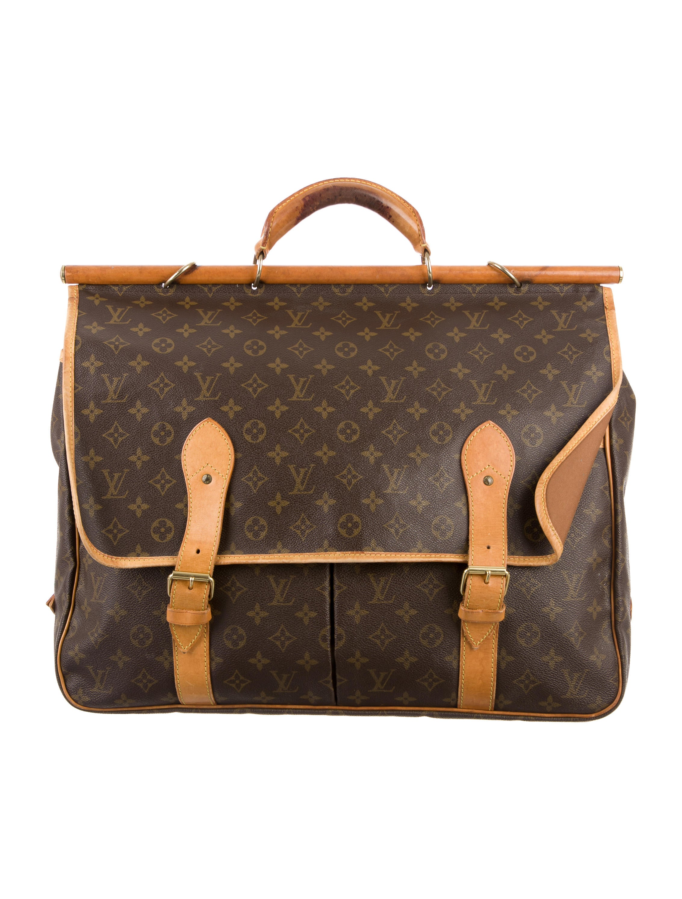 Sac louis vuitton imitation : Louis vuitton sac chasse handbags lou the realreal