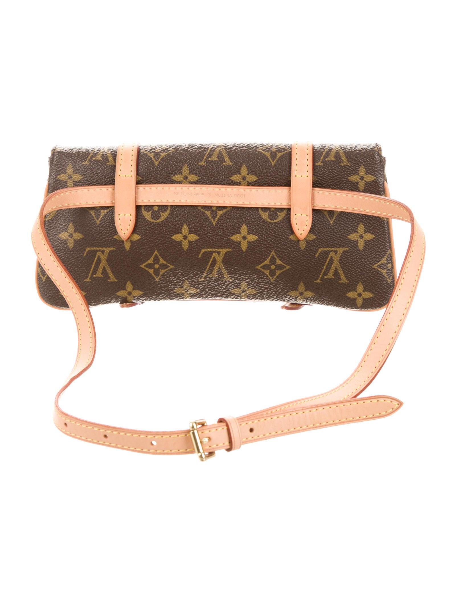 Eclectic Decor Louis Vuitton Monogram Marelle Waist Bag Handbags