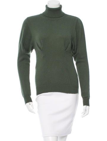Louis Vuitton Cashmere Turtleneck Sweater None