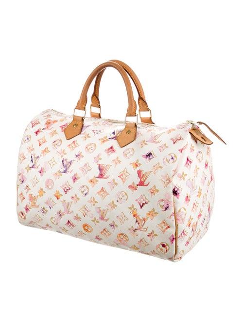 5f748f5d94d1 Louis Vuitton Monogram Watercolor Aquarelle Speedy 35 - Handbags ...