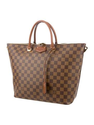 Damier Ebene Belmont Bag