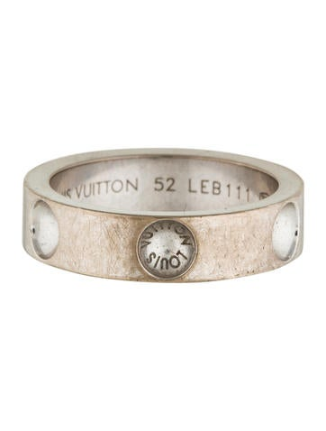 Louis Vuitton Empreinte Ring None