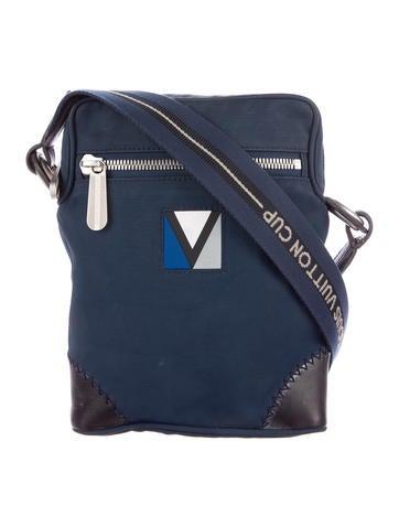 Louis Vuitton 2007 LV Cup Solent Messenger Bag None