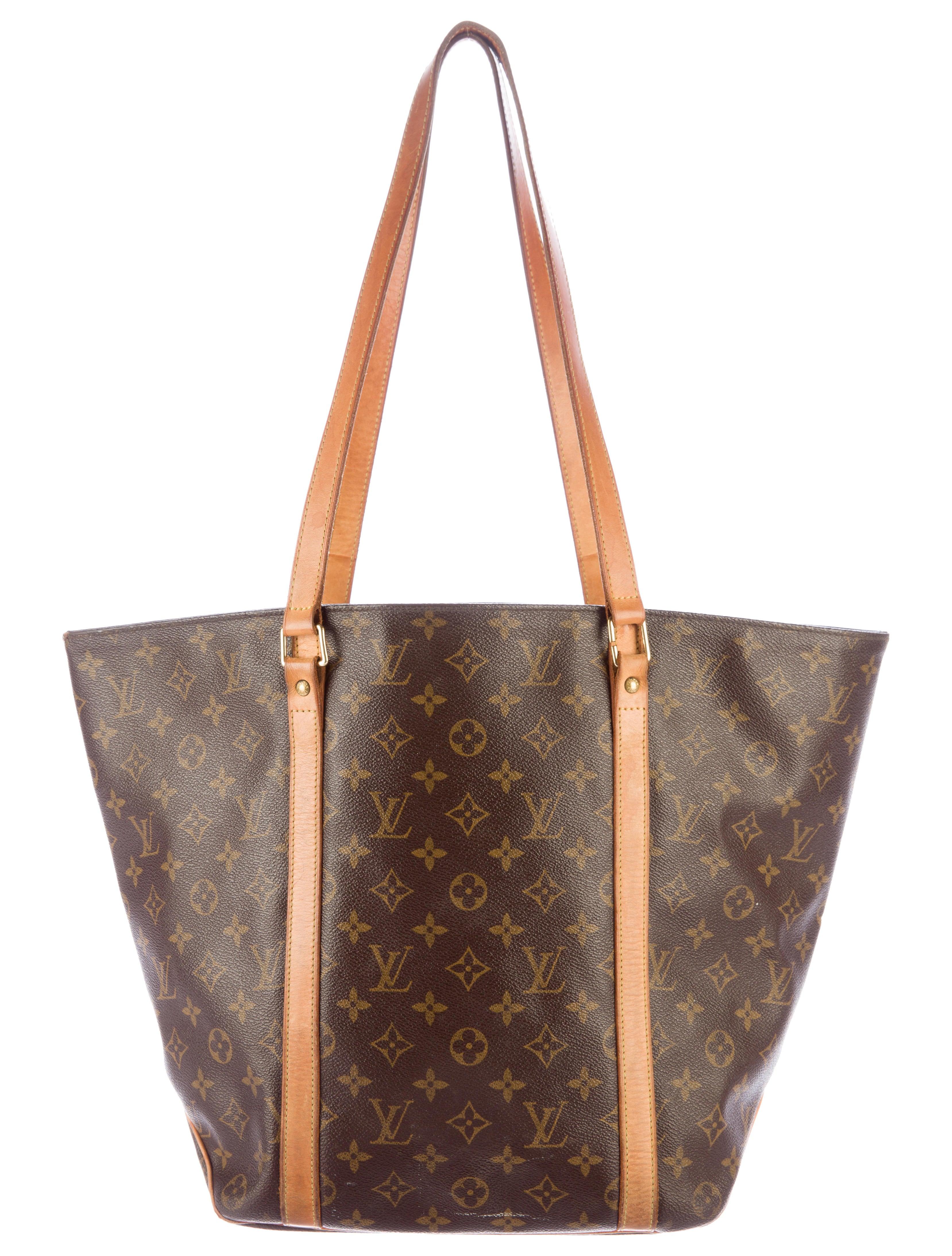 louis vuitton monogram sac shopping gm handbags. Black Bedroom Furniture Sets. Home Design Ideas