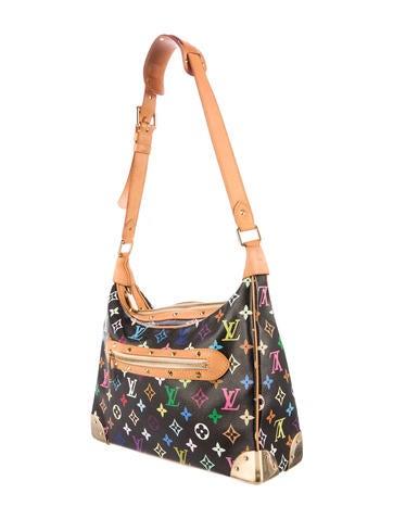 Multicolore Boulogne Bag