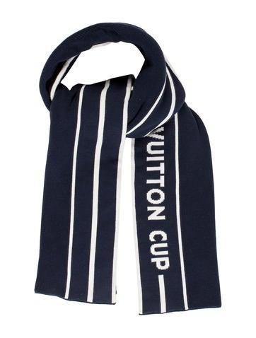 Louis Vuitton LV Cup Knit Scarf None