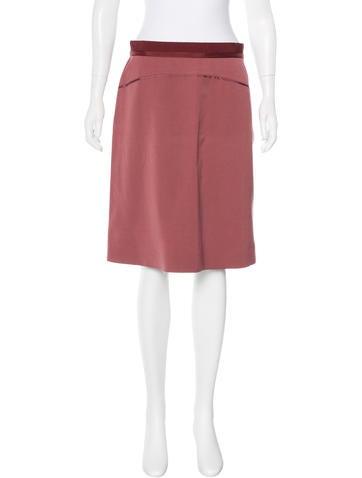 Alice Olivia Striped Mini Skirt W Tags Stylish Daily
