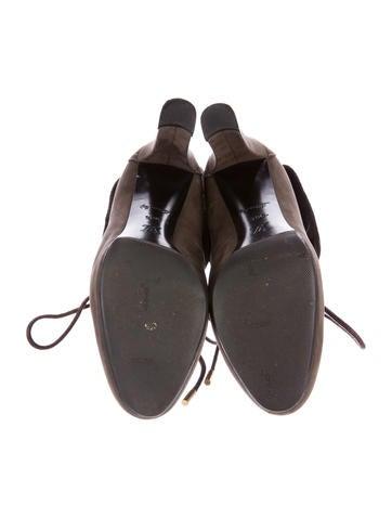 Monogram Empreinte Ankle Boots