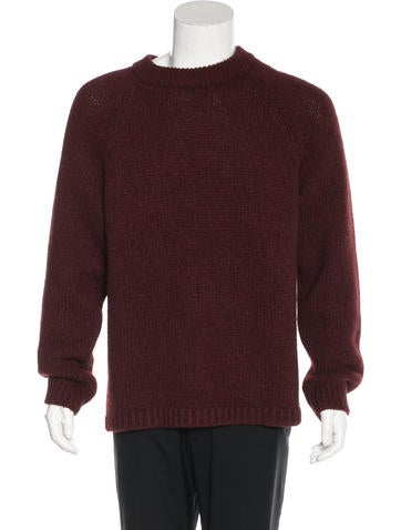 Louis Vuitton Rib Knit Sweater None