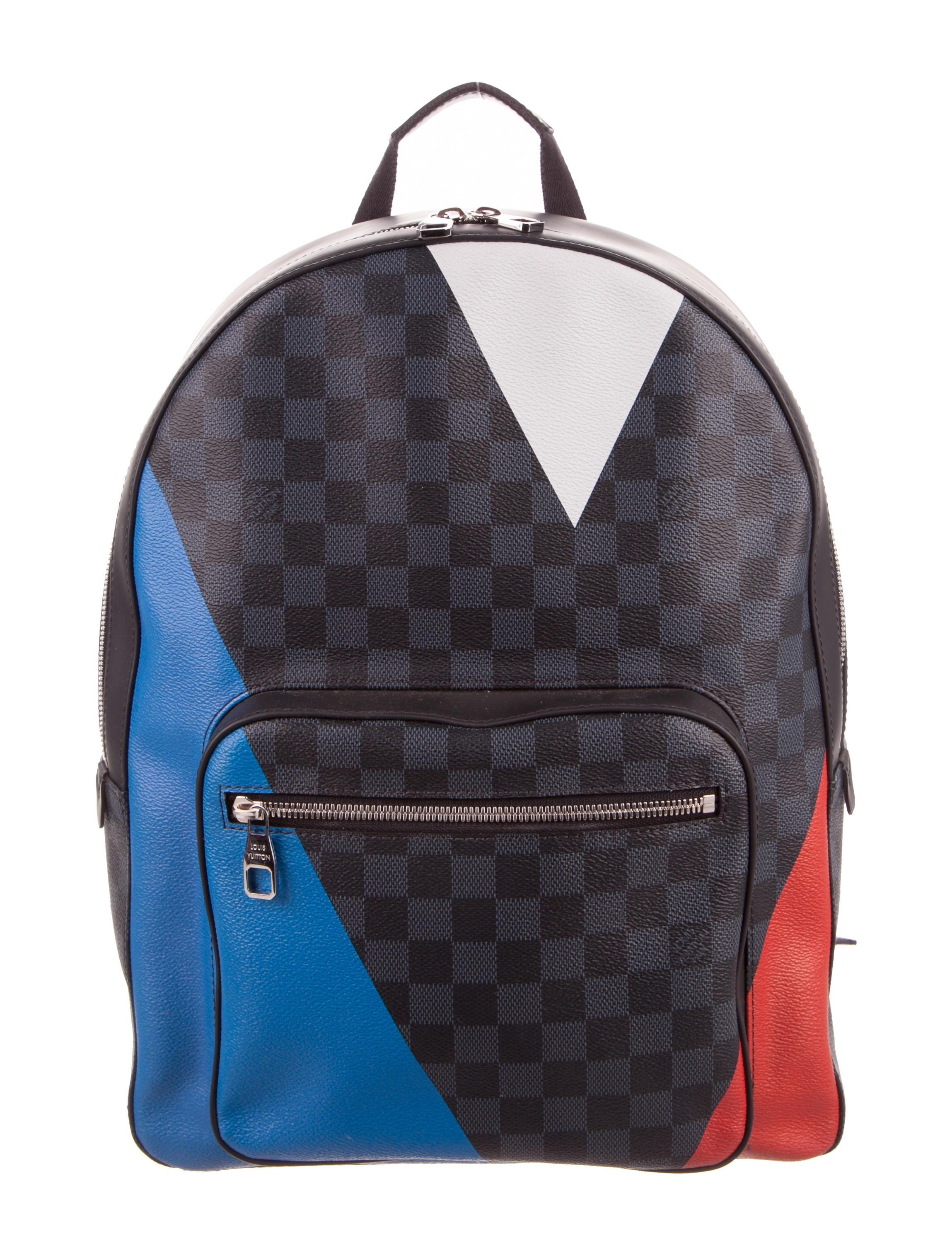 7347cf1c8db9 Louis Vuitton Damier Cobalt Regatta Josh Backpack - Bags - LOU96784 ...