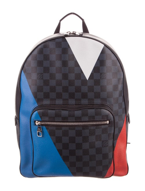 6b19755bb274 Louis Vuitton Damier Cobalt Regatta Josh Backpack - Bags - LOU96784 ...