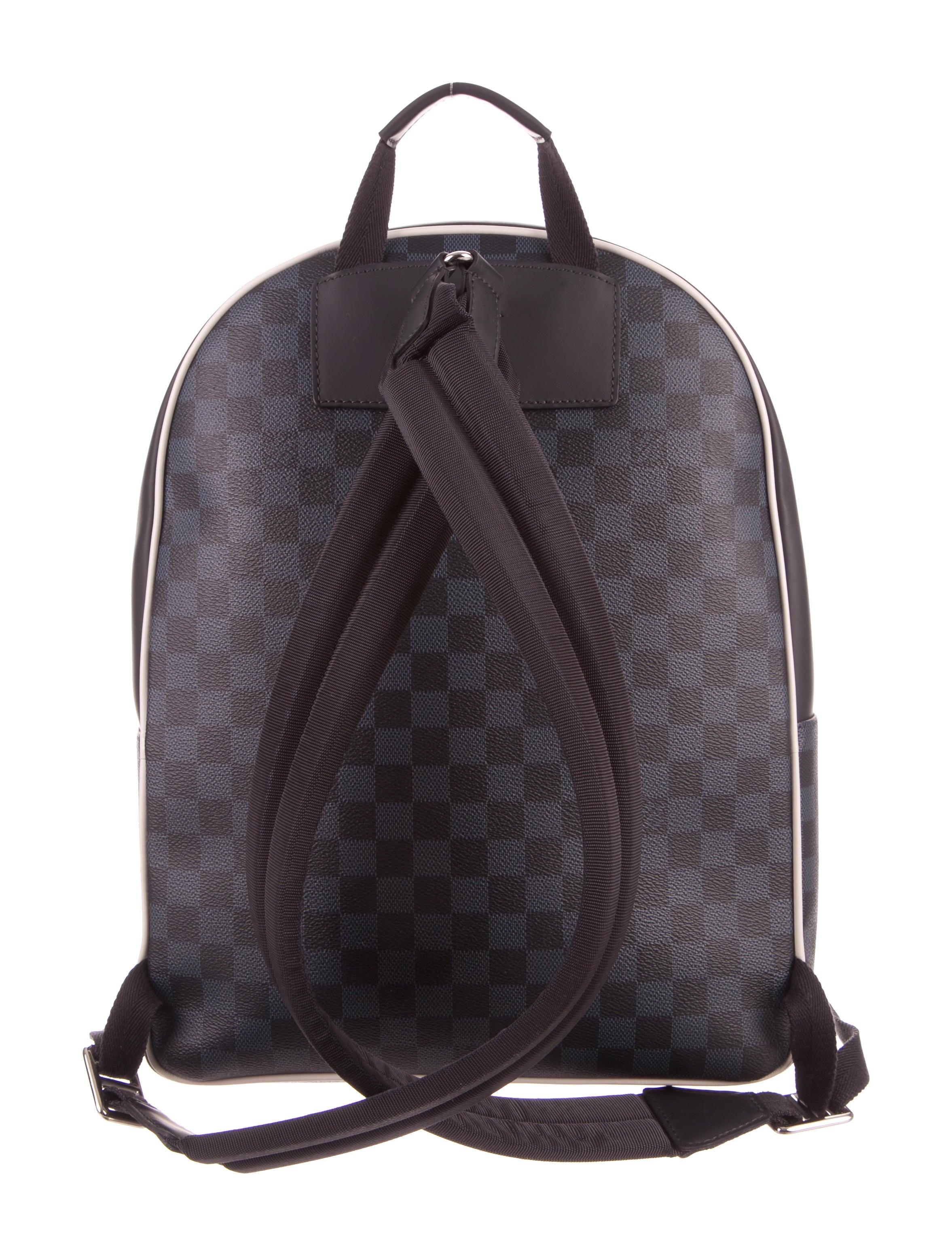 Louis Vuitton Damier Cobalt Regatta Josh Backpack - Bags ...