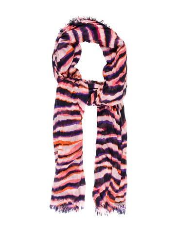 Louis Vuitton Zebra Stole None