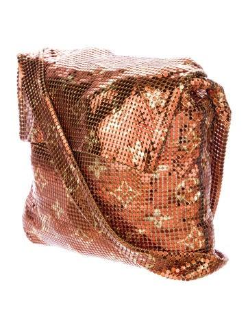 Monogram Chainmail Crossbody Bag