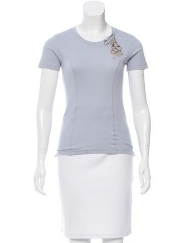 Louis Vuitton Short Sleeve Charm T-Shirt None