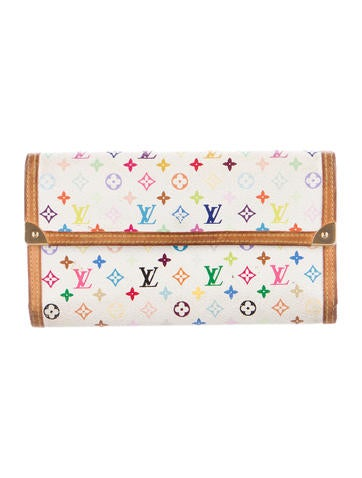 Louis Vuitton Multicolore International Wallet None