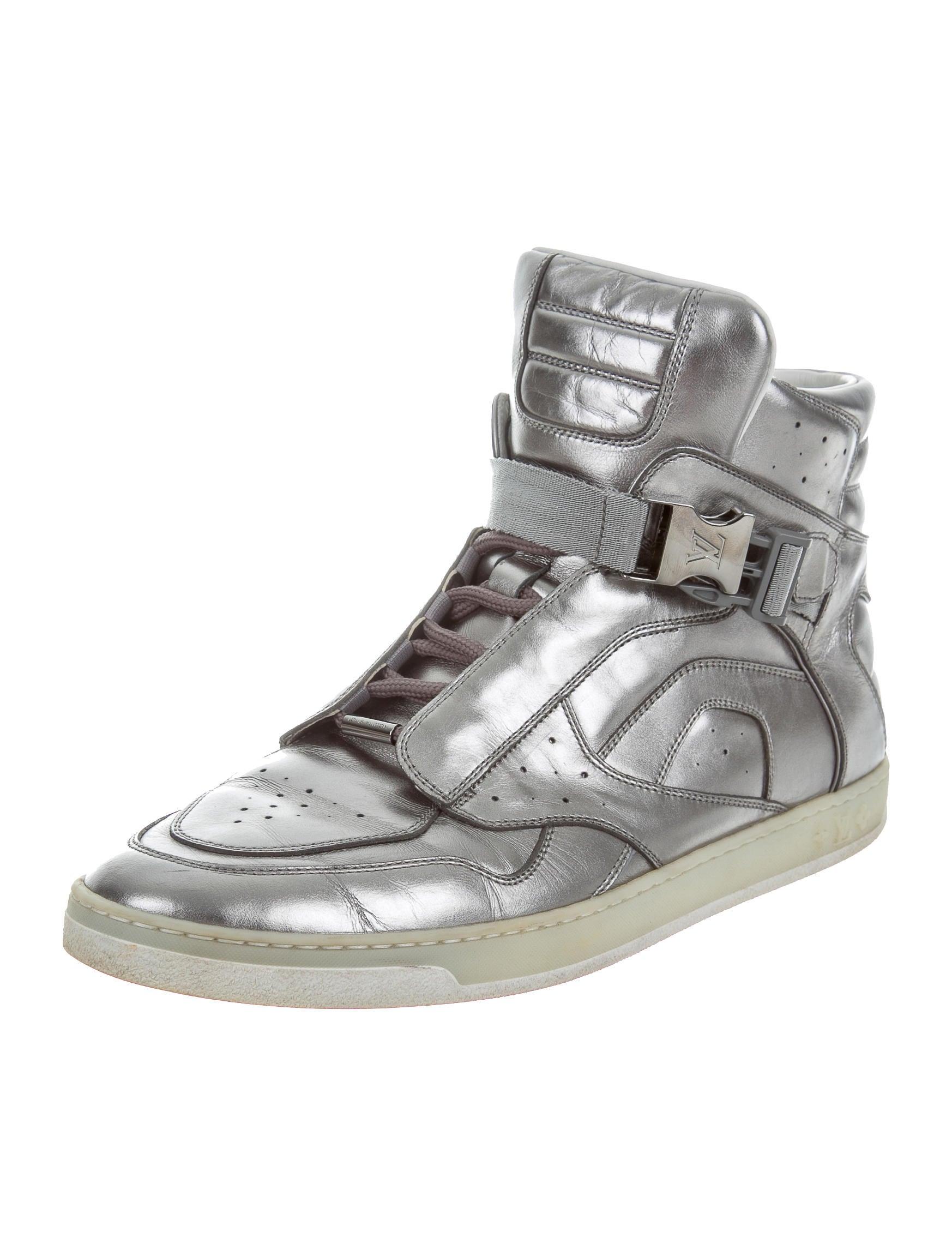 Louis vuitton sneakers for women high top