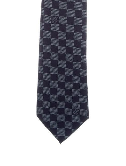 3c03fde4add5 Louis Vuitton Damier Classique Tie - Suiting Accessories - LOU97429 ...