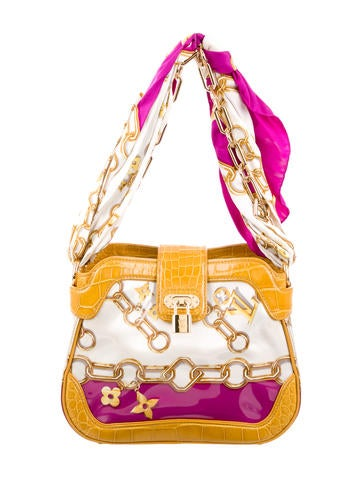 Louis Vuitton Linda Scarf Bag None