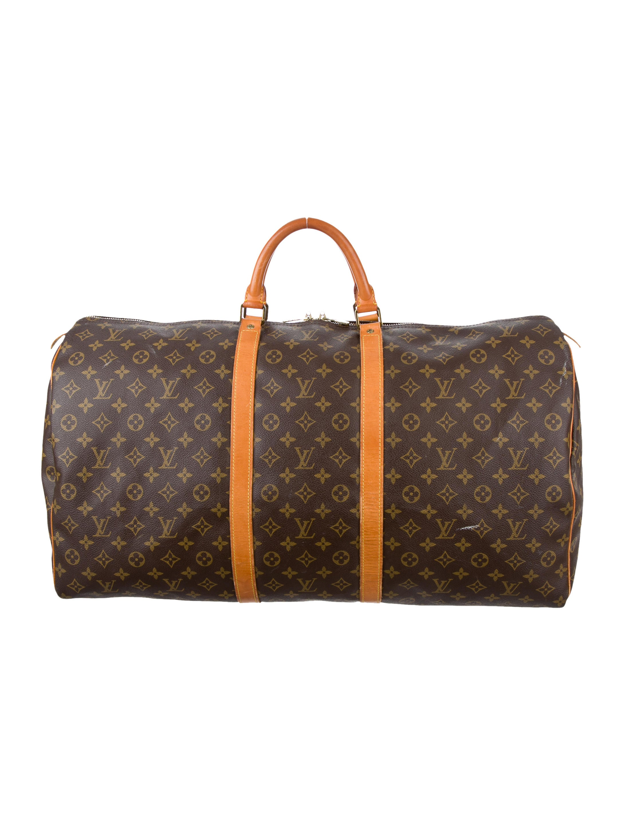 louis vuitton monogram keepall 60 bags lou97942 the. Black Bedroom Furniture Sets. Home Design Ideas