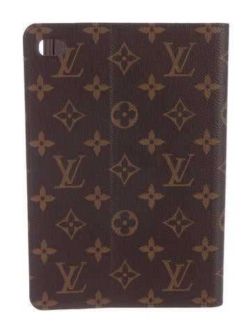 Louis Vuitton Ipad Mini Folio W Tags Technology