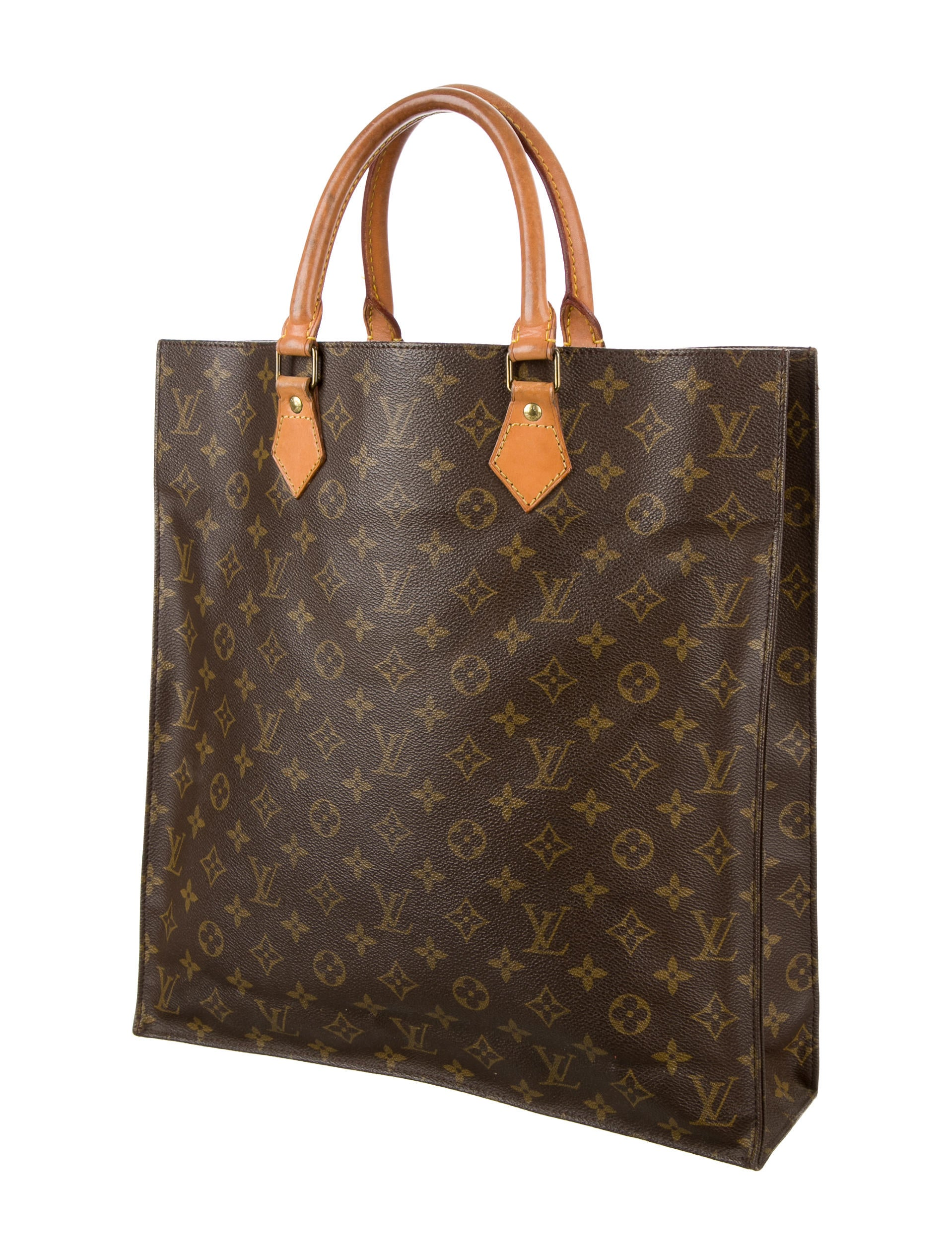 Louis vuitton monogram sac plat handbags lou98576 for Louis vuitton monogram miroir sac plat