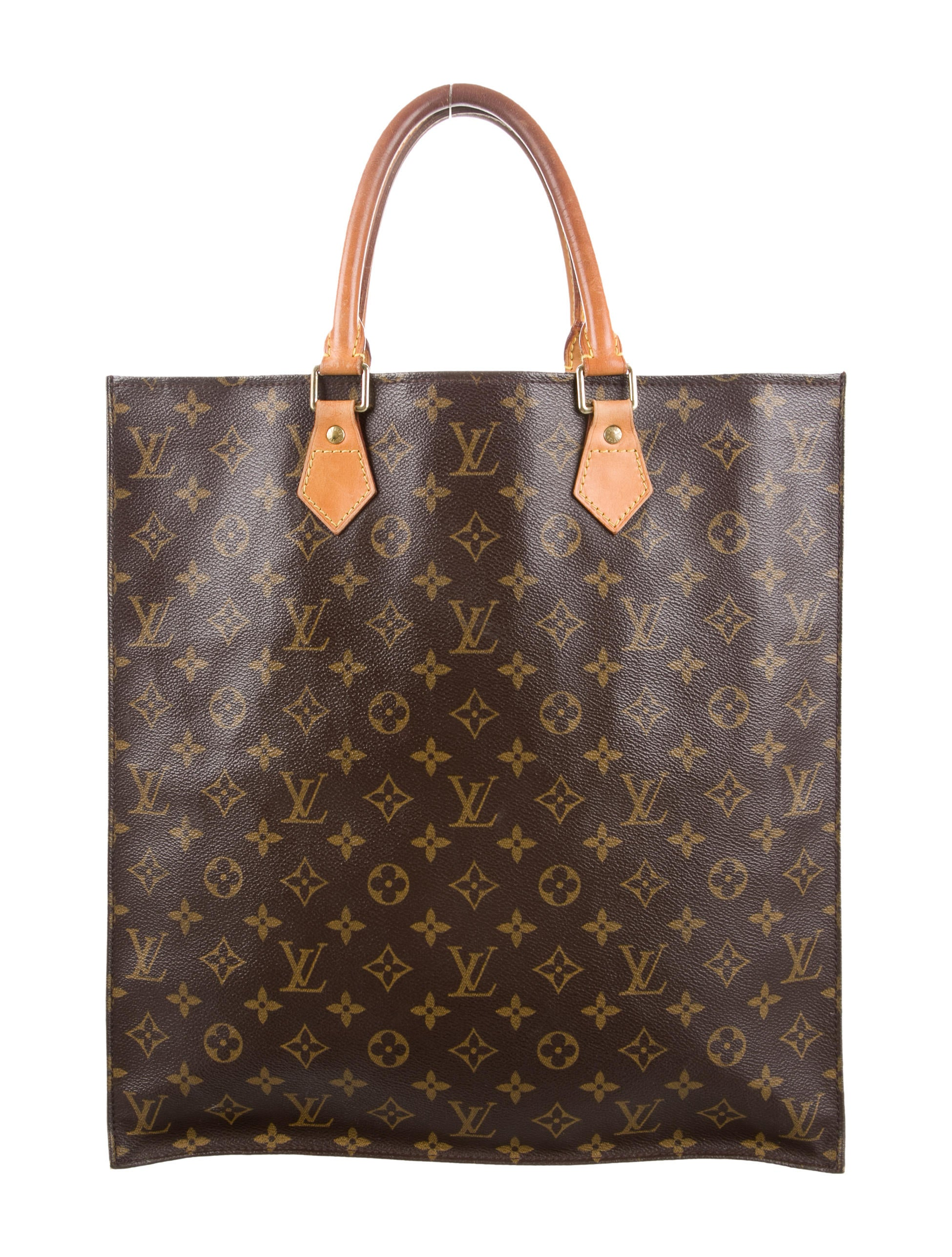 Louis vuitton monogram sac plat handbags lou98810 for Louis vuitton monogram miroir sac plat