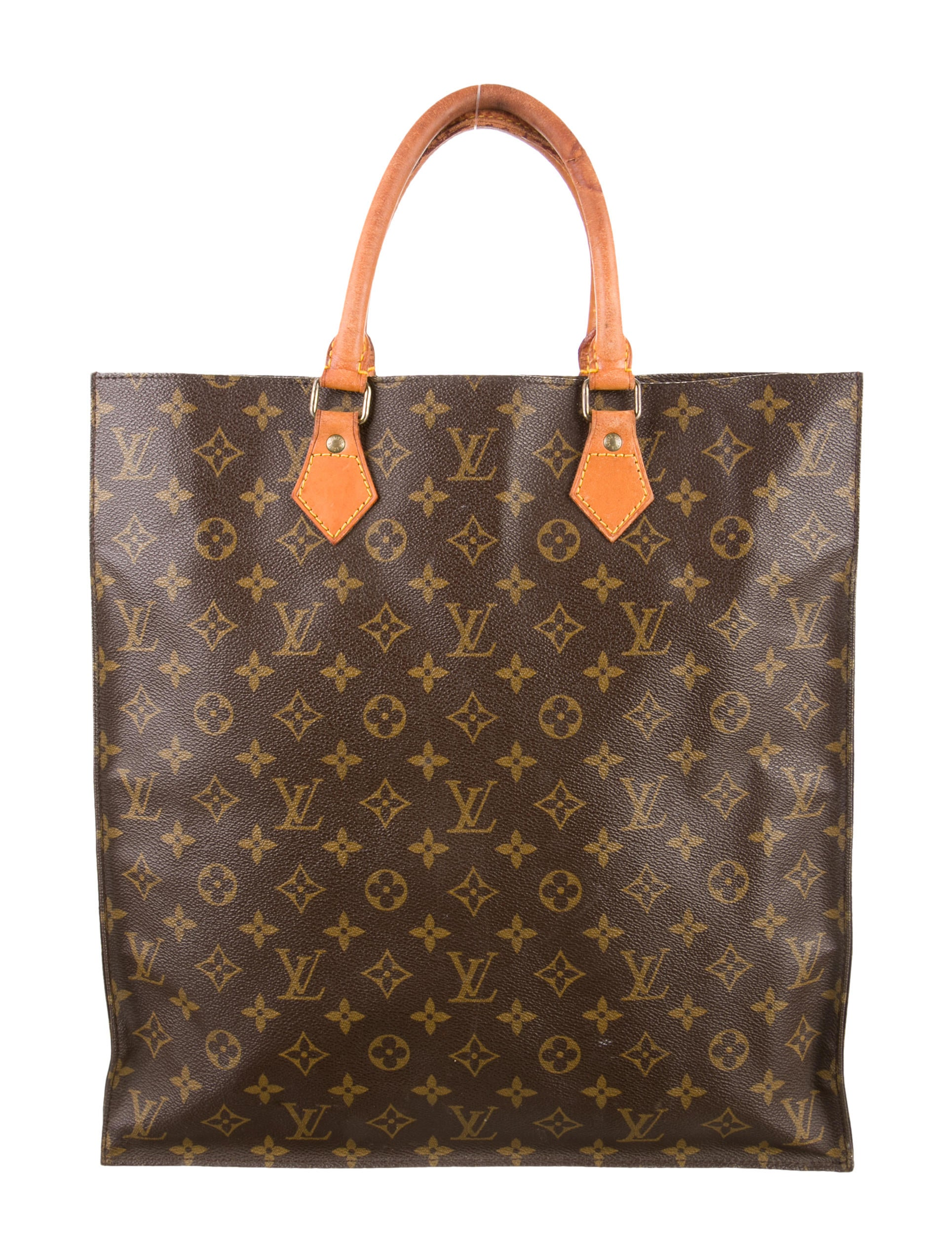 Louis vuitton monogram sac plat handbags lou98825 for Louis vuitton monogram miroir sac plat