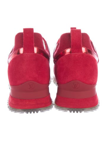 Suede Run Away Sneakers