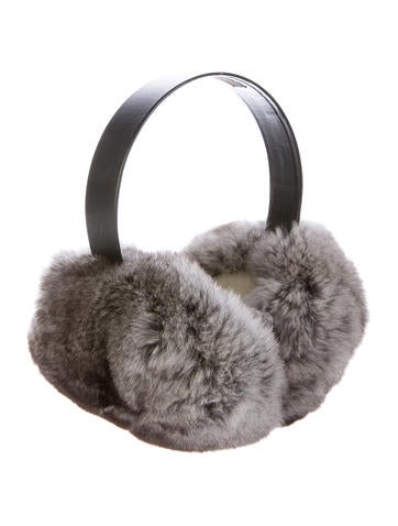 Louis Vuitton LV Chinchilla Earmuffs None