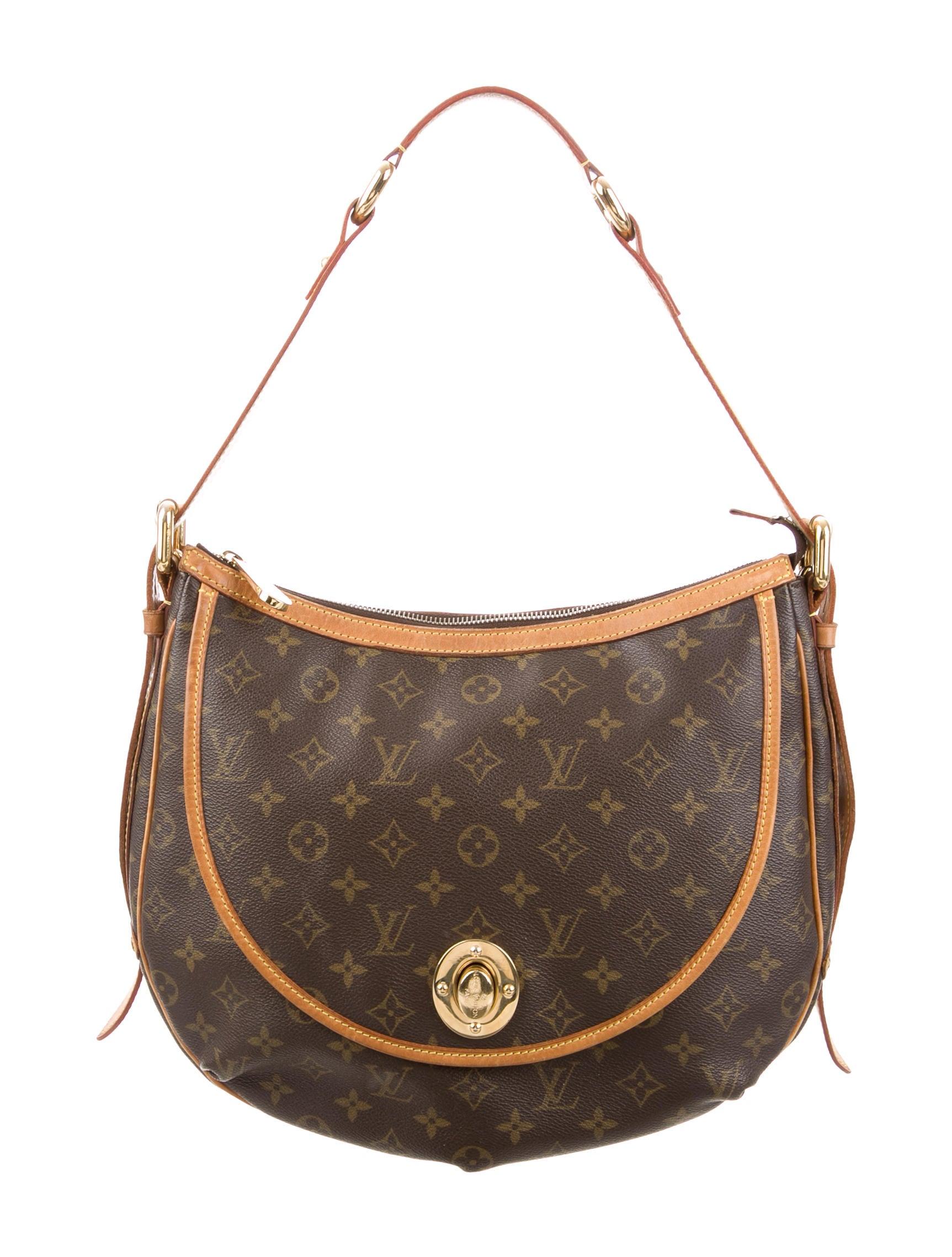 Louis Vuitton Monogram Tulum GM - Handbags - LOU99298   The RealReal a2c543c0aa
