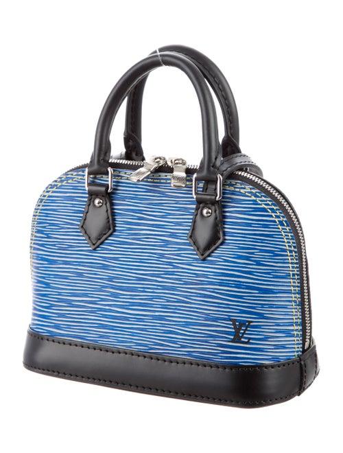 a21e7604dc6e Louis Vuitton Epi Denim Alma Nano - Handbags - LOU99454