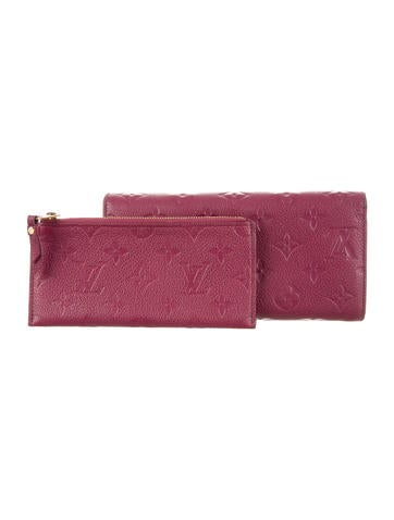e53f68a3a4cb Louis Vuitton Empreinte Curieuse Wallet - Accessories - LOU99534 ...