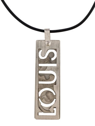 Louis Vuitton Puzzle Necklace None