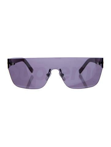 15fa2f2541db0 Product Name Louis Vuitton x Supreme 2017 City Mask Monogram Sunglasses