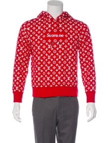 be494ae7390b Louis Vuitton x Supreme Clothing
