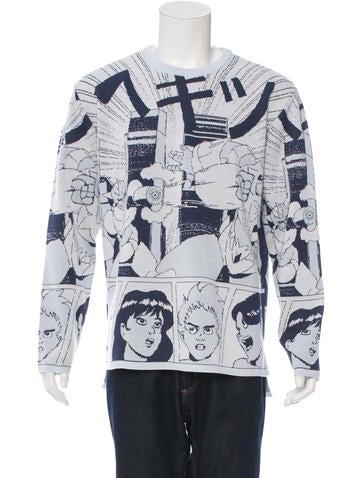 Wool Anime Sweater w/ Tags