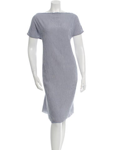 Loewe Striped Shift Dress None