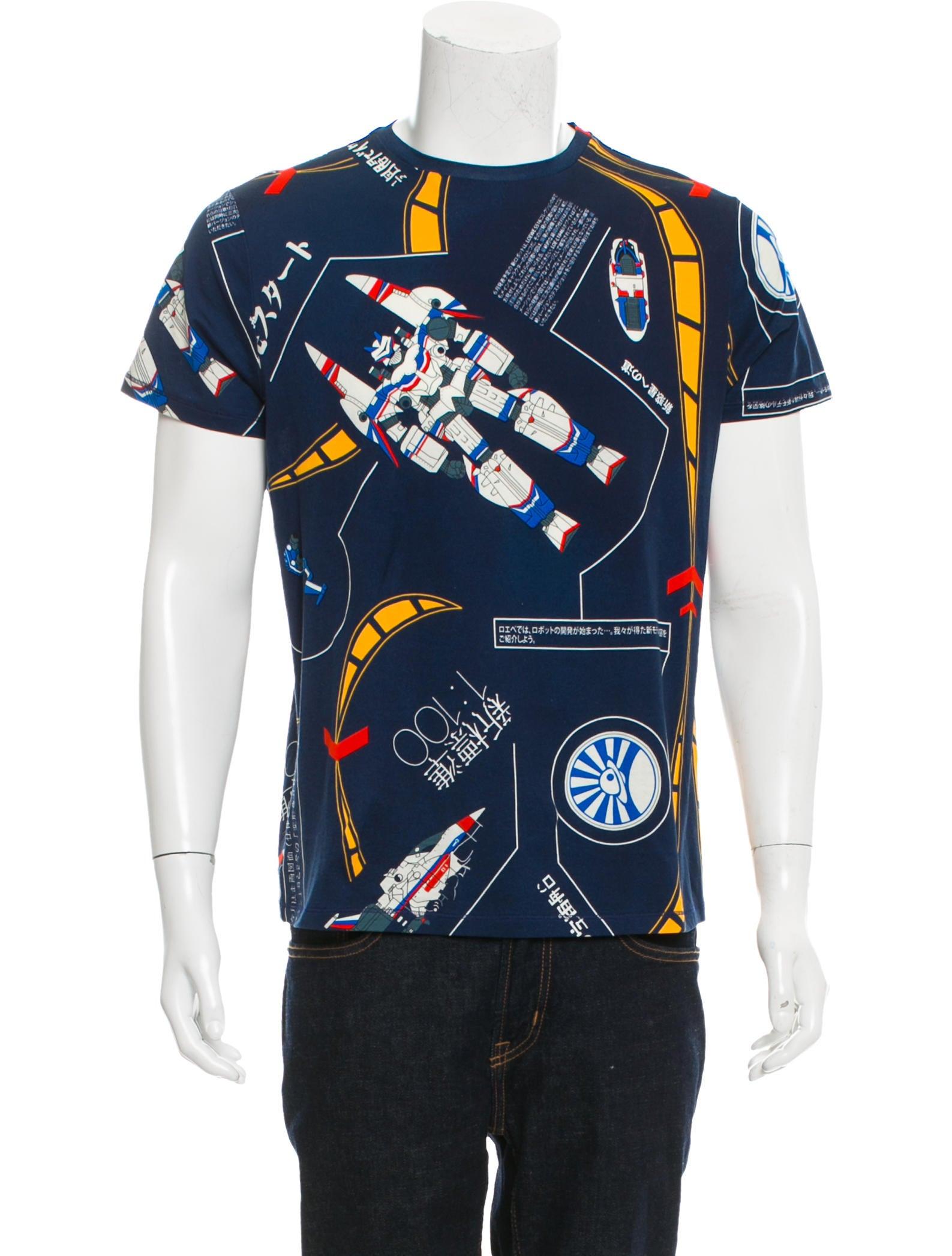 Loewe Poly Galaxy Graphic Print T Shirt W Tags Clothing