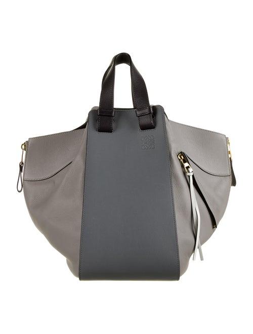 Loewe Medium Hammock Bag Tan