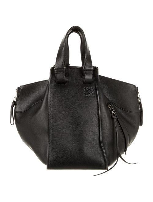 Loewe Small Hammock Bag Black