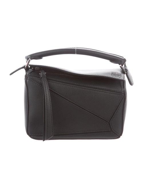 Loewe Mini Puzzle Bag Black