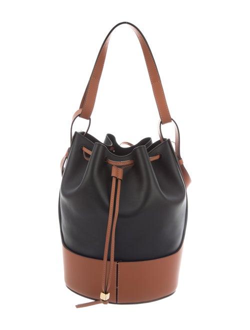 Loewe Balloon Bucket Bag Black