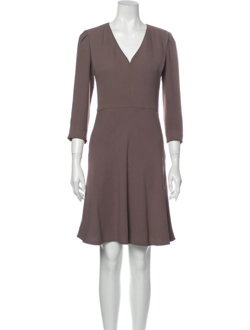 Loewe Silk Knee-Length Dress