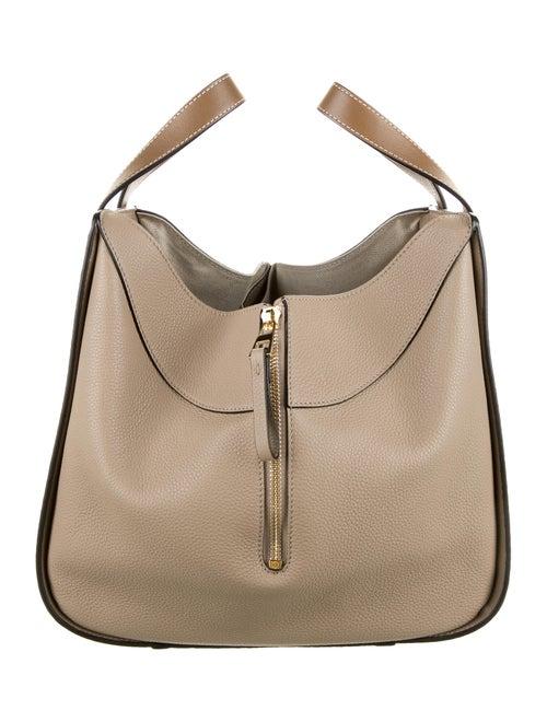 Loewe Small Hammock Crossbody Bag Brown