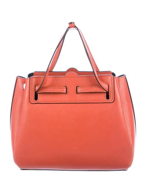 Loewe Belt Bucket Bag Orange